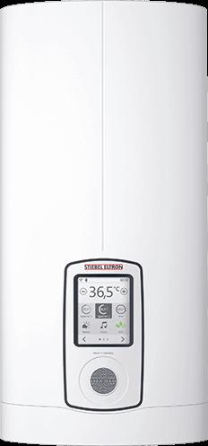 STIEBEL ELTRON DHE Durchlauferhitzer – mit Radio und WLAN