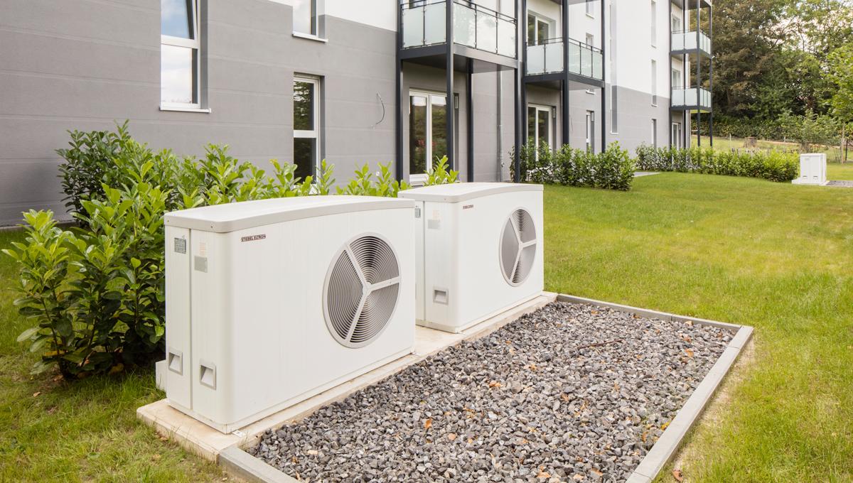 Wärmepumpe: heizen mit Umweltenergie STIEBEL ELTRON