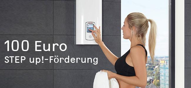 dhe touch 27 komfort durchlauferhitzer von stiebel eltron. Black Bedroom Furniture Sets. Home Design Ideas