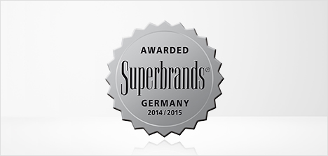 superbrand germany 2014 2015. Black Bedroom Furniture Sets. Home Design Ideas