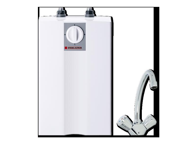 Stiebel Boiler Kleinspeicher Warmwasserspeicher Eltron UFP 5 T Wärmespeicher 5 L